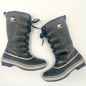 Sorel Tivoli High Waterproof Winter Boots